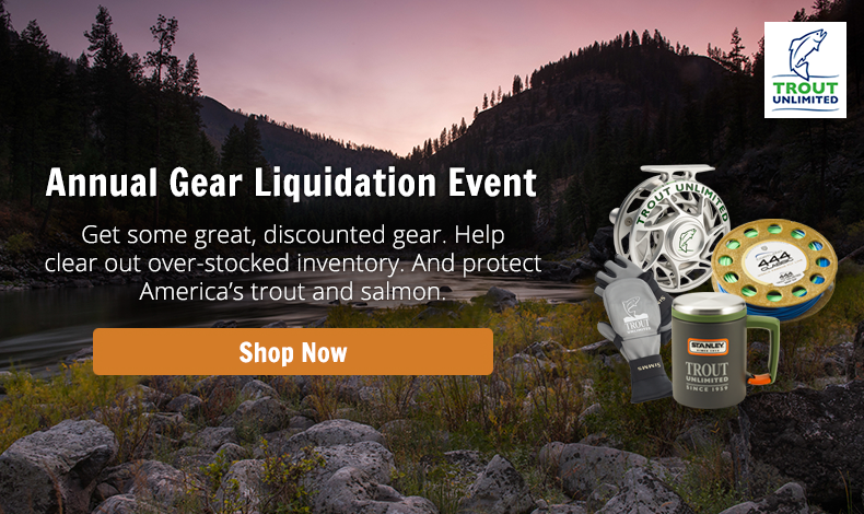 Annual Gear Liquidation Event